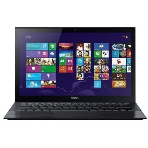 13inch Sony SVP1321N2EB.EC1 Core i3-4010U 1.70GHz/4GB/128GB SSD/Intel HD Graphics 4400/W8