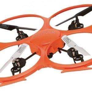 2 4 GHz lennokki sisäänrakennetulla 2 megapikselin HD-kameralla