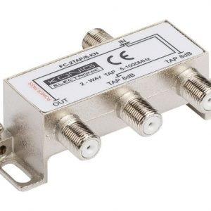 2-tie haaroitin 5 - 1000 MHz 8 dB