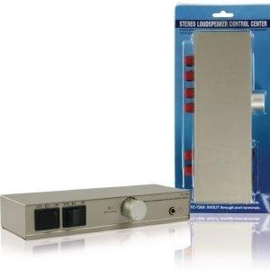 2-tie kaiutin control box