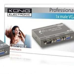 2 väylä professional VGA jaotin
