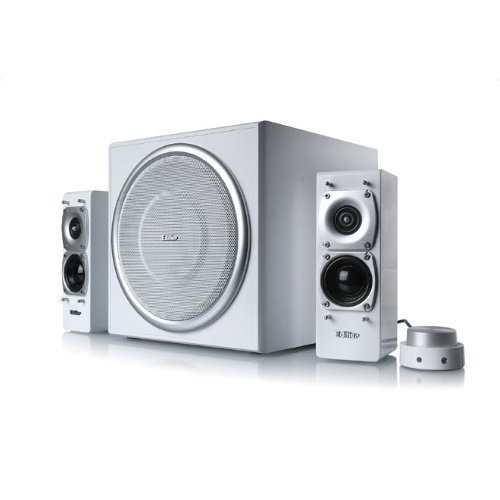2.1 Edifier S330D white 2.1 digitalt speaker set