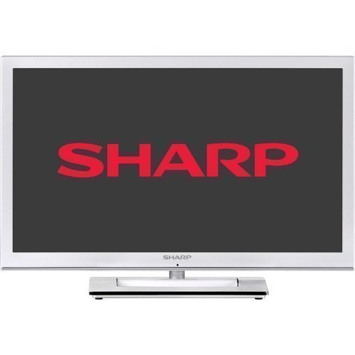24 LED-TV Sharp Aquos LC24LE250EWH