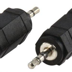 2.5mm uros - 3.5mm naaras adapteri