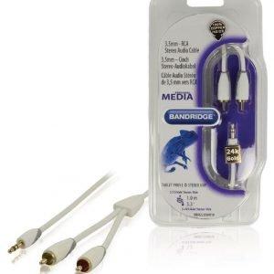 3 5 mm kannettavan audiokaapeli 1 0 m