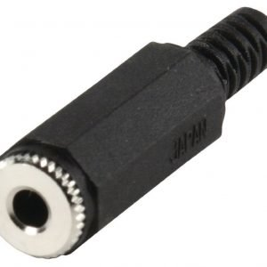 3.5mm plugicontra stereo
