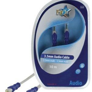 3.5mm stereo uros - 3.5mm stereo uros johto 10.0 m