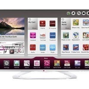 42 LED-TV LG 42LA667V Smart 3D