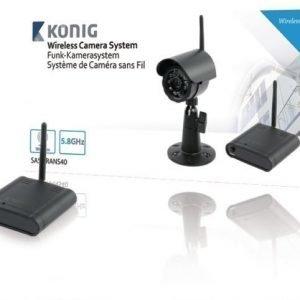 5 8 GHz langaton kamerajärjestelmä