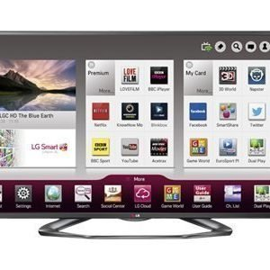 50 LED-TV LG 50LA620V Smart 3D