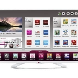 50 LED-TV LG 50LN577V Smart