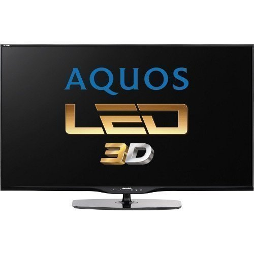 50 LED-TV Sharp Aquos LC50LE651E Smart 3D