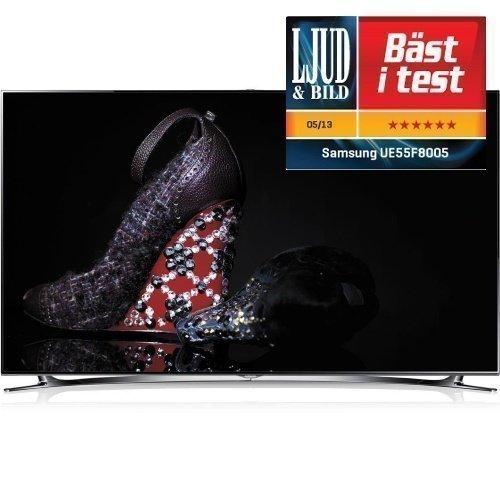 55 LED-TV Samsung UE55F8005STXXE ELITE Smart 3D