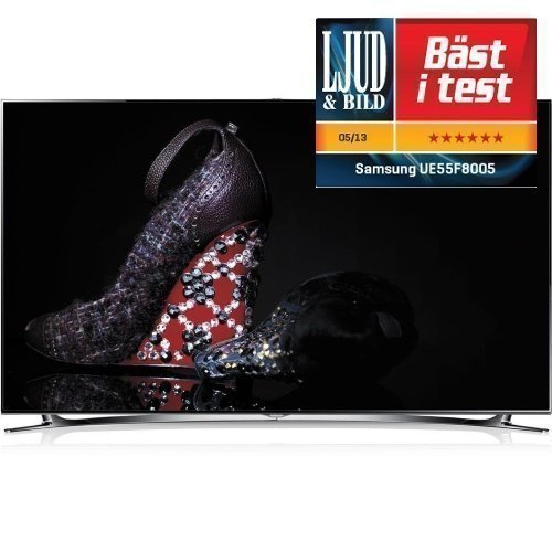 55 LED-TV Samsung UE55F8005STXXE ELITE Smart 3D