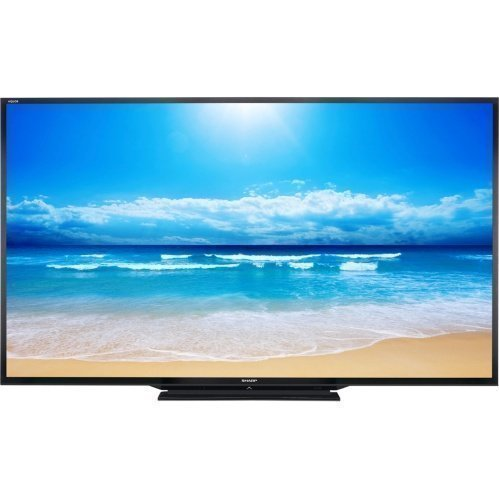 90 LED-TV Sharp LC90LE757E Smart 3D