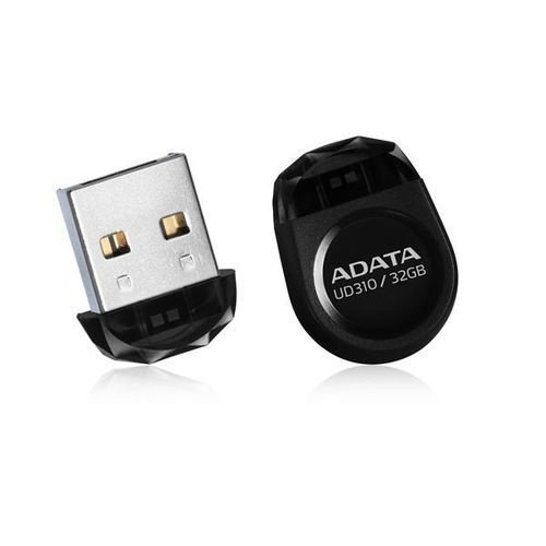 A-data USB Disk 8GB Adata UD310 USB2.0 Black