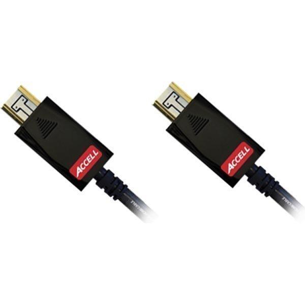 ACCELL AVGrip Pro HDMI-kaapeli 19-pin uros-uros 3m musta