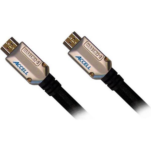 ACCELL ProUltra Elite HDMI-kaapeli 19-pin uros-uros 2m musta