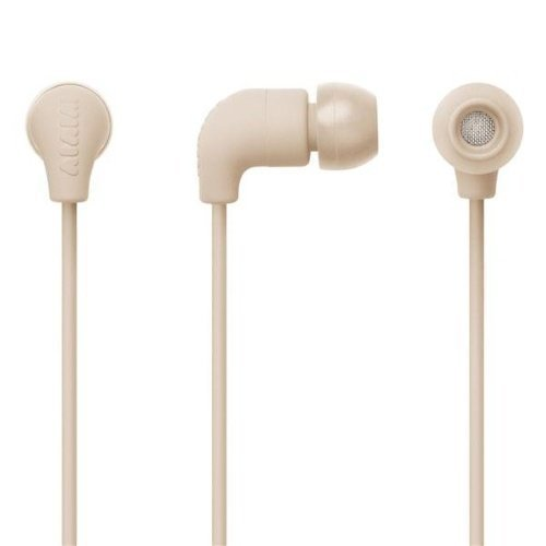 AIAIAI Pipe In-ear with Mic3 for iPhone Blush Gradient Beige