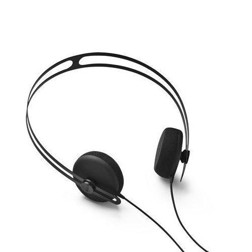 AIAIAI Tracks Ear-pad with Mic3 for iPhone Black