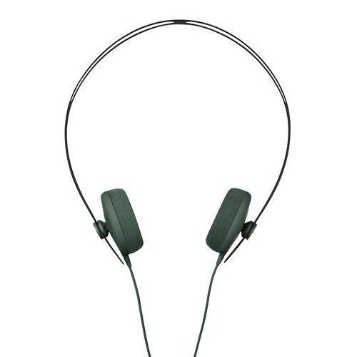 AIAIAI Tracks Ear-pad with Mic3 for iPhone Dark Green