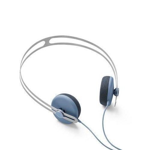 AIAIAI Tracks Ear-pad with Mic3 for iPhone Petrol Blue