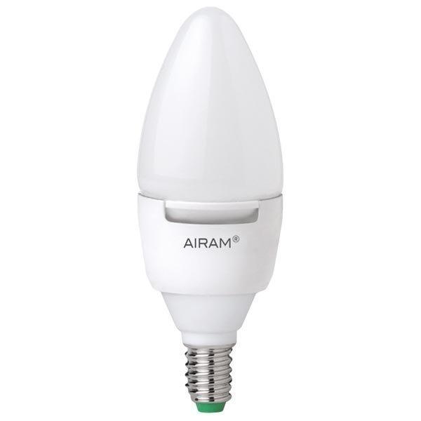 AIRAM PRO LED C42 E14 7W 25000h 2800K 400lm