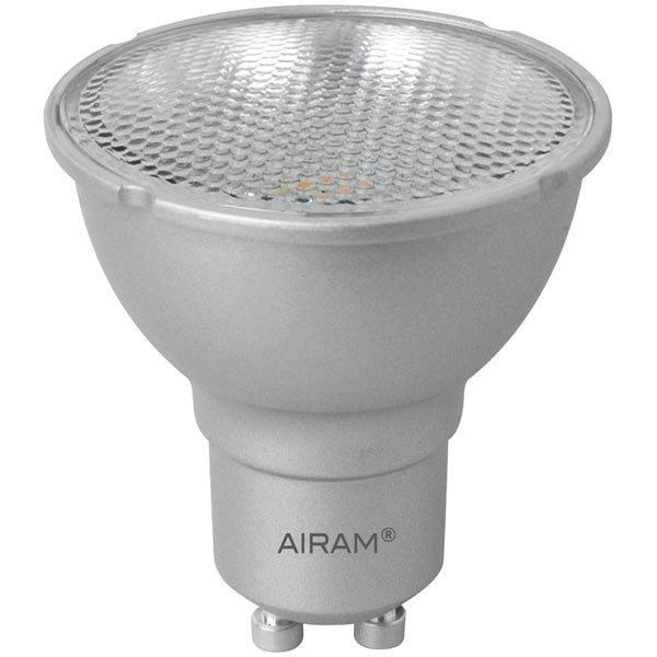 AIRAM Smart LED - LED-spottivalo GU10 PAR16 6W 2700-1800K himmen.