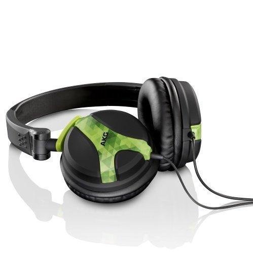 AKG K 518 On-Ear Delta Green