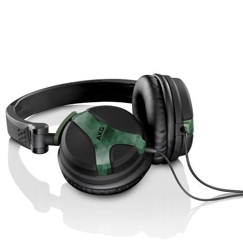 AKG K 518 On-Ear Delta Olive