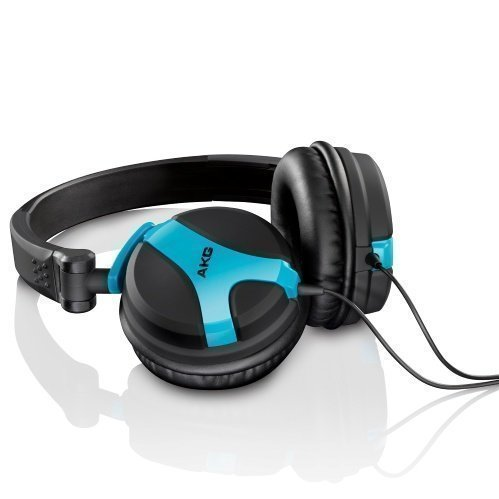 AKG K 518 On-Ear Neon Blue