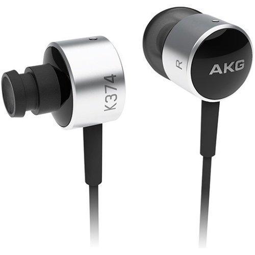 AKG K374 Silver In-ear