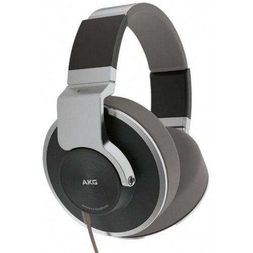 AKG K551 FullSize with Mic3 for iPhone Silver