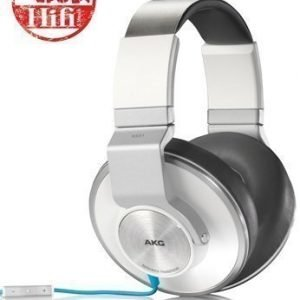 AKG K551 FullSize with Mic3 for iPhone White