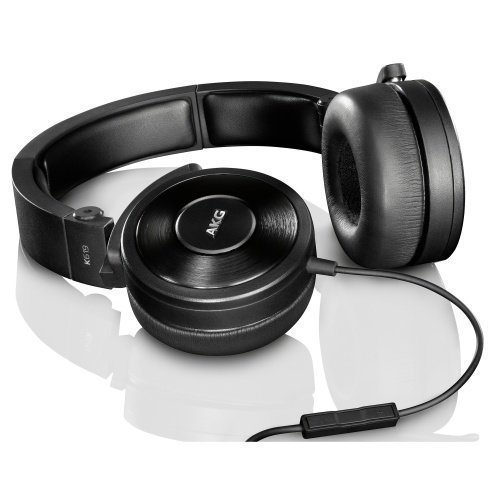 AKG K619 On-Ear with Mic3 for iPhone Black