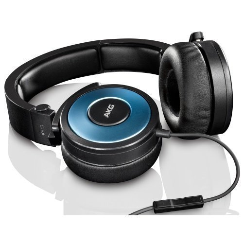 AKG K619 On-Ear with Mic3 for iPhone Blue