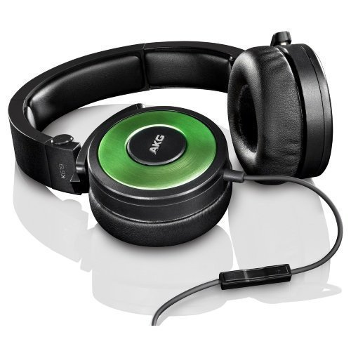 AKG K619 On-Ear with Mic3 for iPhone Green