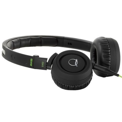 AKG Q 460 On-ear with Mic3 Black