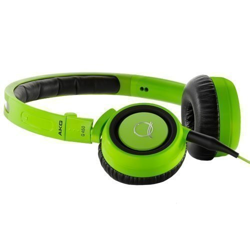 AKG Q 460 On-ear with Mic3 Lime Green