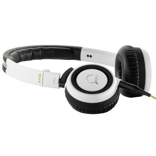 AKG Q 460 On-ear with Mic3 White