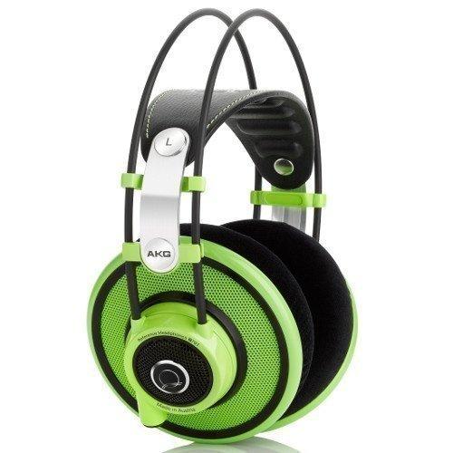 AKG Q 701 Green Fullsize