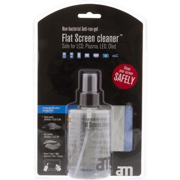 AM 80102 Screen Cleaner Gel Anti-Run Bli