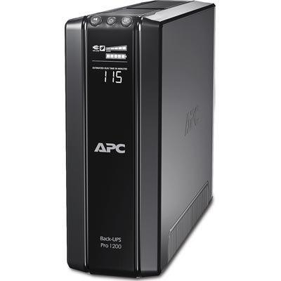 APC Back-UPS Line-interactive UPS - 1.20 kVA/720W Tower