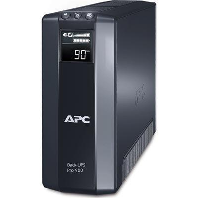 APC Back-UPS Line-interaktiivinen UPS - 900 VA/540 W Tower