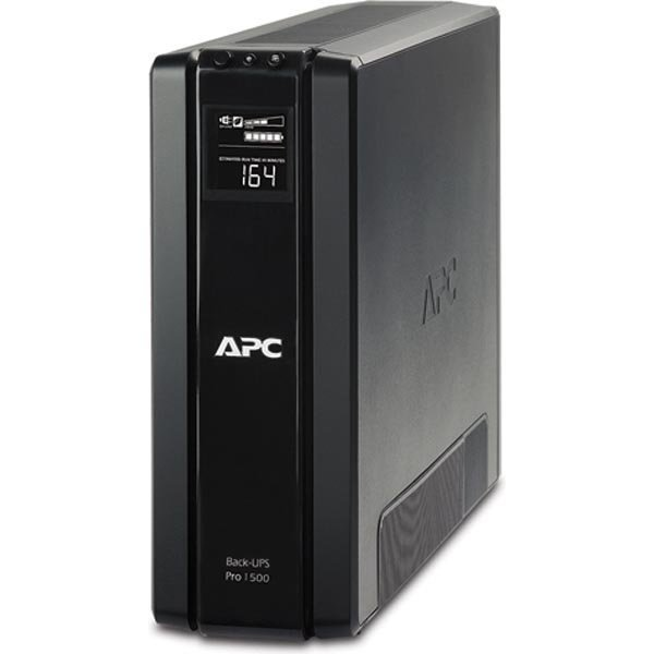 APC Back-UPS PRO 1500 Line-interaktiivinen 1500VA 865W AVR 6 CEE 7/4