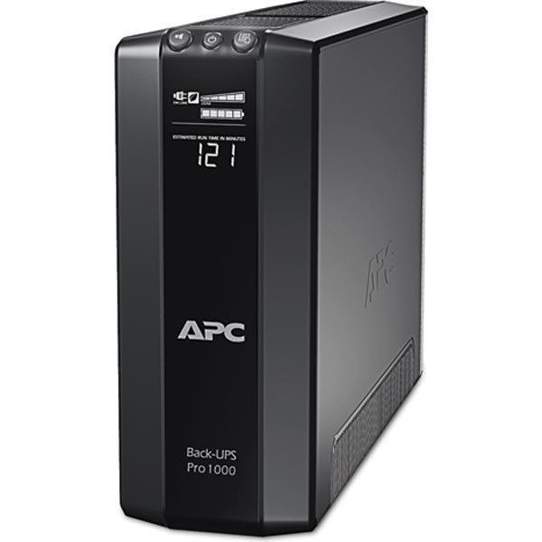APC Back-UPS PRO 900 Line-interaktiivinen 900VA 540W AVR 5 CEE 7/4