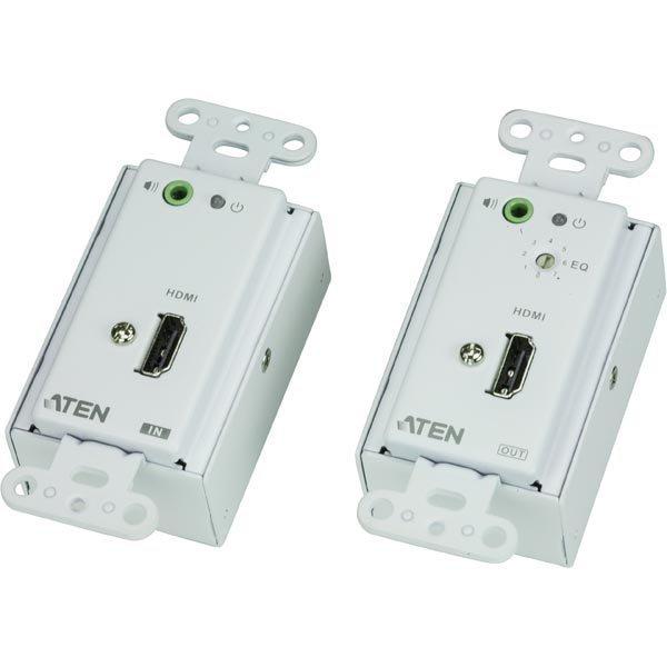 ATEN VE806 HDMI-jatke Ethernet kaapeliin 1080p jopa 40m va