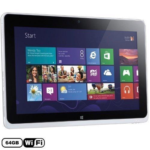Acer Iconia W510 10.1'' 64GB Intel® Atom Z2760 WiFi Windows 8