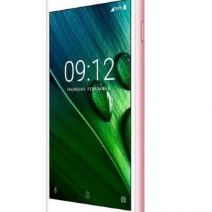 Acer Z6 Älypuhelin Roseekullanvärinen