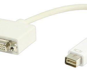 Adapter Valueline Mini DVI to DVI Female adapter